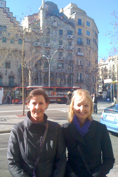 Debbie\'s 50th in Barcelona